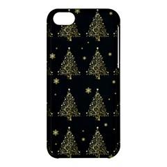 Christmas Tree   Pattern Apple Iphone 5c Hardshell Case by Valentinaart