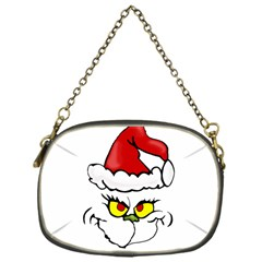 Grinch Chain Purses (one Side)  by Valentinaart