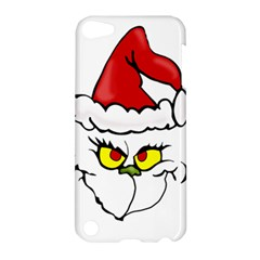 Grinch Apple Ipod Touch 5 Hardshell Case by Valentinaart