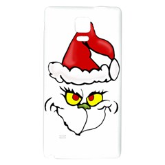 Grinch Galaxy Note 4 Back Case by Valentinaart