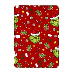 Grinch Pattern Galaxy Note 1 by Valentinaart