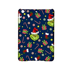 Grinch Pattern Ipad Mini 2 Hardshell Cases by Valentinaart