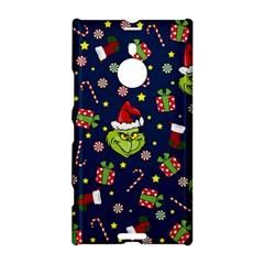 Grinch Pattern Nokia Lumia 1520 by Valentinaart