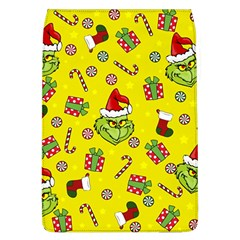 Grinch Pattern Flap Covers (l)  by Valentinaart