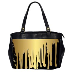 Drip Cold Office Handbags (2 Sides)  by 8fugoso