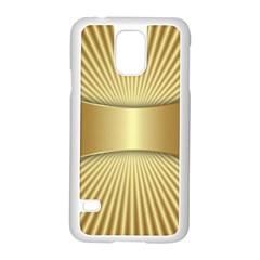 Gold8 Samsung Galaxy S5 Case (white) by 8fugoso