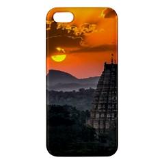 Beautiful Village Of Hampi Apple Iphone 5 Premium Hardshell Case