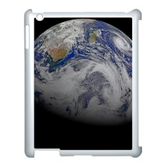 A Sky View Of Earth Apple Ipad 3/4 Case (white)