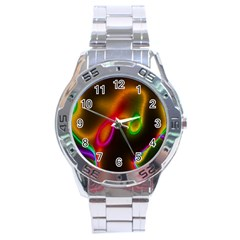 Vibrant Fantasy 4 Stainless Steel Analogue Watch by MoreColorsinLife