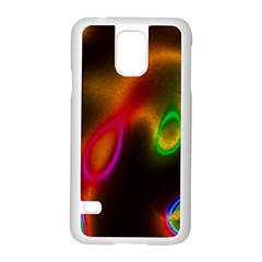 Vibrant Fantasy 4 Samsung Galaxy S5 Case (white) by MoreColorsinLife