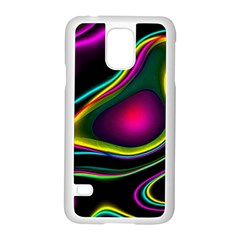 Vibrant Fantasy 5 Samsung Galaxy S5 Case (white) by MoreColorsinLife
