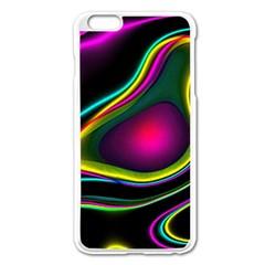 Vibrant Fantasy 5 Apple Iphone 6 Plus/6s Plus Enamel White Case by MoreColorsinLife