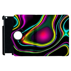 Vibrant Fantasy 5 Apple Ipad 3/4 Flip 360 Case by MoreColorsinLife