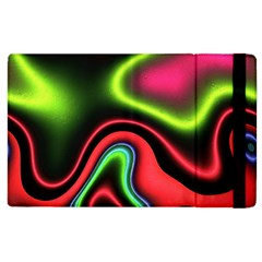 Vibrant Fantasy 1b Apple Ipad 3/4 Flip Case by MoreColorsinLife