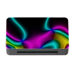 Vibrant Fantasy 3 Memory Card Reader With Cf by MoreColorsinLife