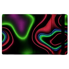 Vibrant Fantasy 2 Apple Ipad 3/4 Flip Case by MoreColorsinLife