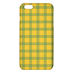 Green Stripes Iphone 6 Plus/6s Plus Tpu Case by berwies