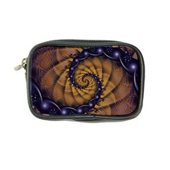 An Emperor Scorpion s 1001 Fractal Spiral Stingers Coin Purse by beautifulfractals
