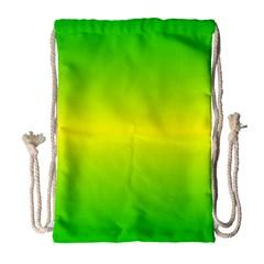 Pattern Drawstring Bag (large) by gasi