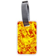 Pattern Luggage Tags (one Side)  by gasi