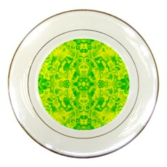 Pattern Porcelain Plates by gasi