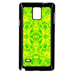 Pattern Samsung Galaxy Note 4 Case (black) by gasi