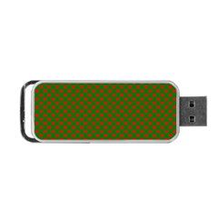Grey And White Carbon Fiber Portable Usb Flash (one Side) by PodArtist