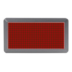Royal Stuart Tartan Memory Card Reader (mini) by PodArtist