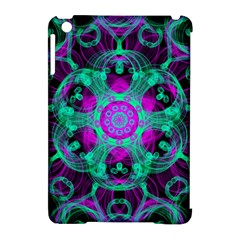 Pattern Apple Ipad Mini Hardshell Case (compatible With Smart Cover) by gasi