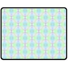 Pattern Fleece Blanket (medium)  by gasi