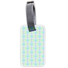 Pattern Luggage Tags (two Sides) by gasi