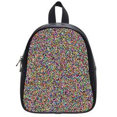 Pattern School Bag (small)