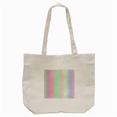 Pattern Tote Bag (cream) by gasi