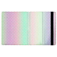 Pattern Apple Ipad 2 Flip Case by gasi