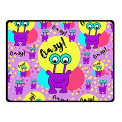Crazy Fleece Blanket (small) by gasi