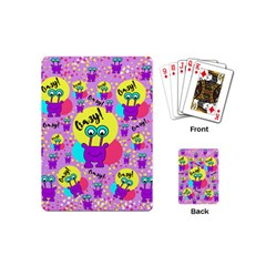 Crazy Playing Cards (mini)  by gasi