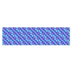 Pattern Satin Scarf (oblong) by gasi