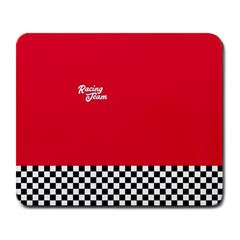 Racing Team Large Mousepads by gasi
