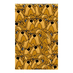 Bulldogge Shower Curtain 48  X 72  (small)  by gasi