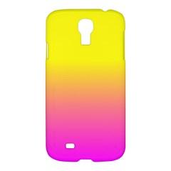 Pattern Samsung Galaxy S4 I9500/i9505 Hardshell Case by gasi