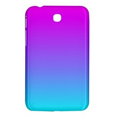 Pattern Samsung Galaxy Tab 3 (7 ) P3200 Hardshell Case  by gasi