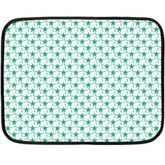 Pattern Fleece Blanket (mini) by gasi