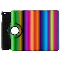 Pattern Apple Ipad Mini Flip 360 Case by gasi