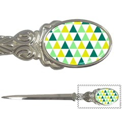 Pattern Letter Openers by gasi