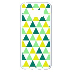 Pattern Samsung Galaxy S8 Plus White Seamless Case by gasi