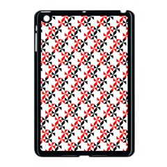 Pattern Apple Ipad Mini Case (black) by gasi