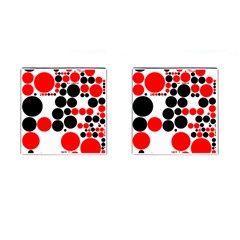 Pattern Cufflinks (square) by gasi