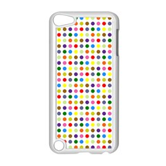 Pattern Apple Ipod Touch 5 Case (white) by gasi