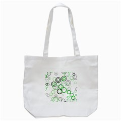 Pattern Tote Bag (white) by gasi