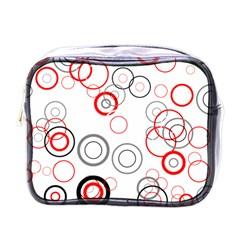 Pattern Mini Toiletries Bags by gasi